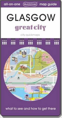 Glasgow Great City Map (Feb)
