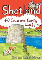 Shetland 40 Coast & Country Walks (May)