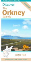 Footprint Visitor Map Discover the Orkney Islands (Apr)
