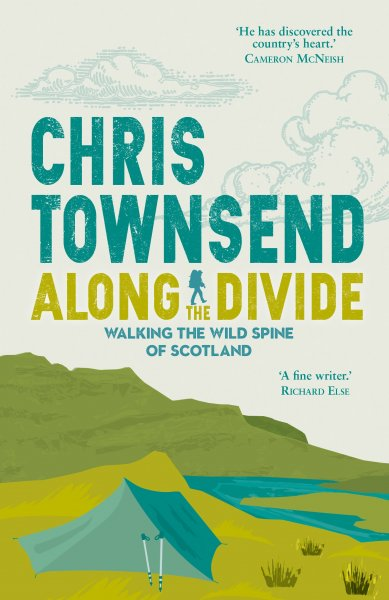 Along the Divide: Wild Spine of Scotland (Sep)
