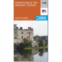 Explorer 148 Maidstone & the Medway Towns