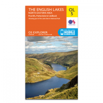 Explorer OL 05 English Lakes North Eastern Area