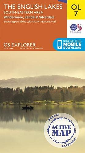 Explorer Active OL 07 English Lakes South Eastern Area