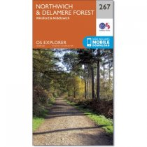 Explorer 267 Northwich & Delamere Forest