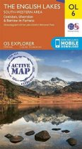Explorer Active OL 06 English Lakes South Western Area