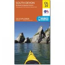Explorer OL 20 South Devon, Brixham to Newton Ferrers