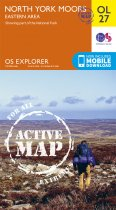 Explorer Active OL 27 North York Moors Eastern Area