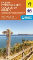 Explorer OL 35 North Pembrokeshire