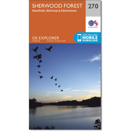 Explorer 270 Sherwood Forest
