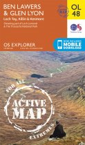 Explorer Active OL 48 Ben Lawers & Glen Lyon