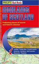Red Books: Highlands of Scotland Tourist Map (May)