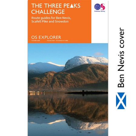 OS Three Peaks Challenge: Route Guide