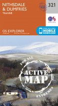 Explorer Active 321 Nithsdale & Dumfries