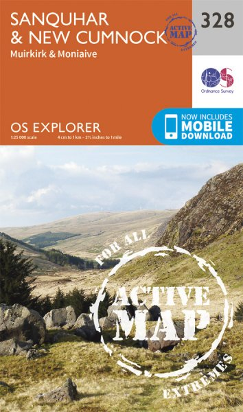 Explorer Active 328 Sanquhar & New Cumnock