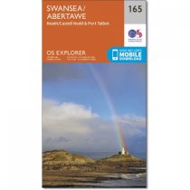 Explorer 165 Swansea, Neath & Port Talbot