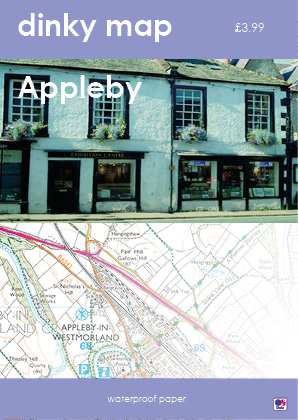 Dinky Map Appleby (Waterproof)