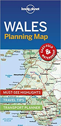 Wales Planning Map