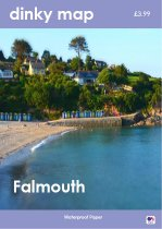 Dinky Map Falmouth (Waterproof)