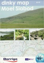 Dinky Map Moel Siabod (Waterproof)