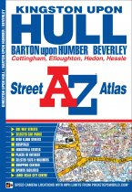 Kingston Upon Hull Street Street Atlas