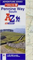 Pennine Way (South) Adventure Atlas