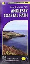 National Trail Map Anglesey Coastal Path