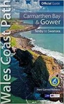 Wales Coast Path Official Guide 6: Carmarthen, Gower