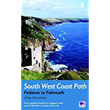 NTG South West Coast Path Padstow to Falmouth (Mar)