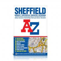Sheffield A-Z Atlas