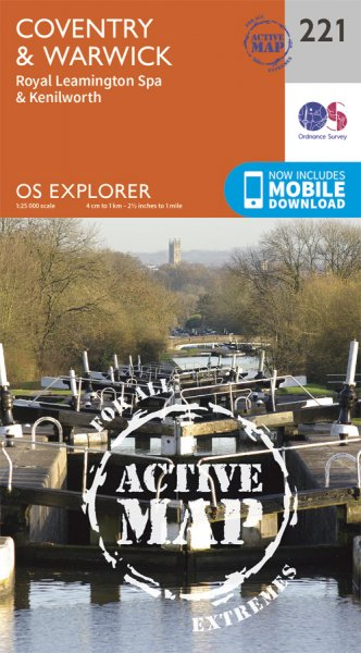 Explorer Active 221 Coventry & Warwick