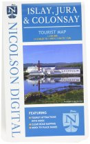 Islay Tourist Map
