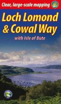 Loch Lomond & Cowal Way: with Isle of Bute