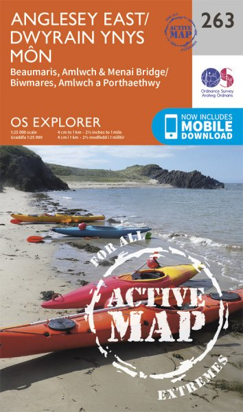 Explorer Active 263 Anglesey East