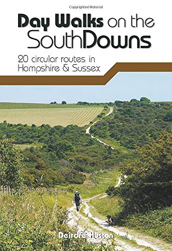 Day Walks on the South Downs (Mar)