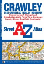 Crawley Street Atlas