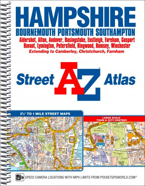Hampshire Street Atlas