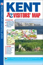 Kent Visitor's Map