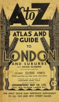 London Street Atlas:Historical Edition