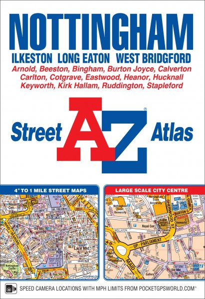 Nottingham Street Atlas