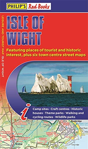 Red Books:Isle of Wight Tourist Map
