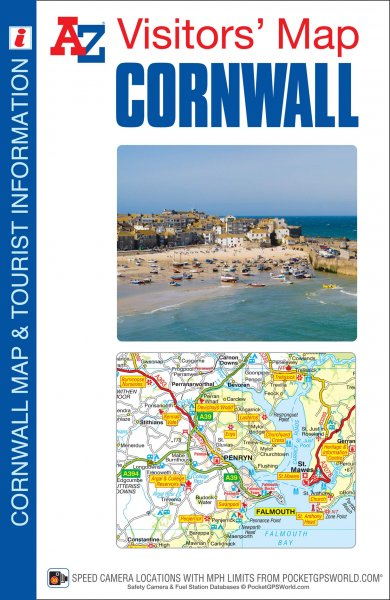 Cornwall Visitor's Map