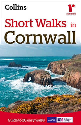 Short Walks in Cornwall (Mar)