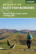 Walking In The Scottish Borders (Cicerone)