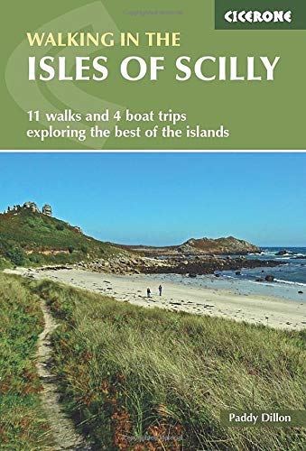 Walking in The Isle of Scilly (Apr)