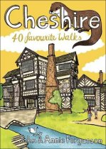 Cheshire: 40 favourite Walks (Apr)