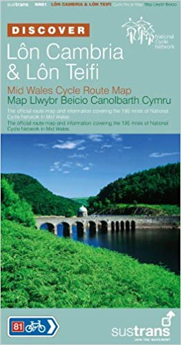Welsh Cycle Maps