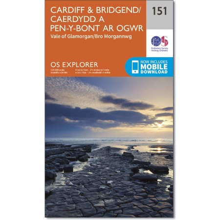 Welsh Ordnance Survey Maps
