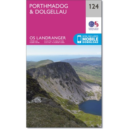 Welsh Landranger Active Maps
