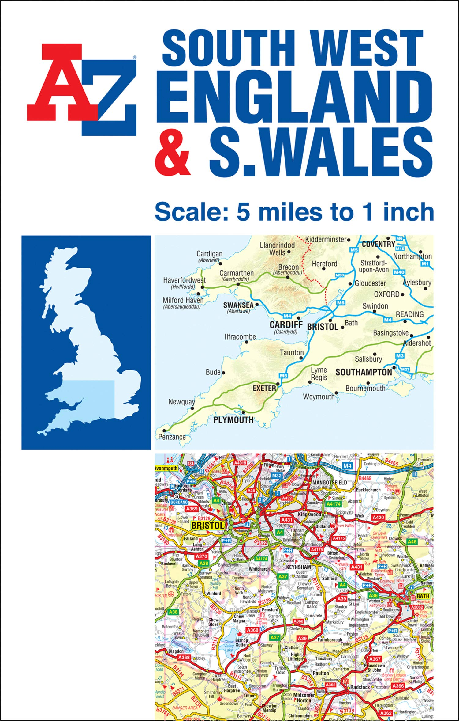 Welsh Regional Maps