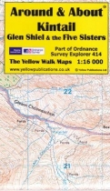 A&A Map Kintail
